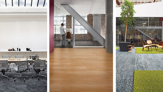OfficeWorks adds flooring solutions