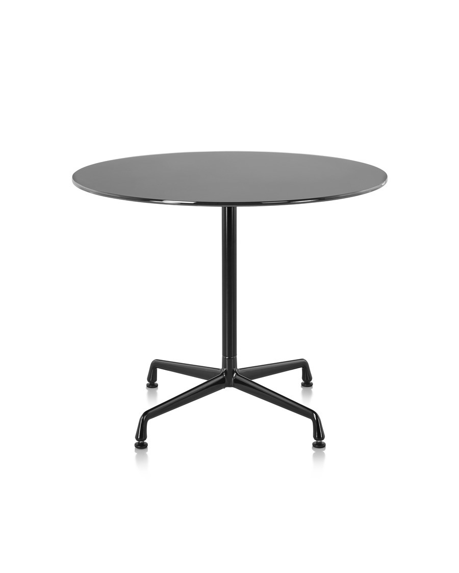 Eames Round Table, Universal Base