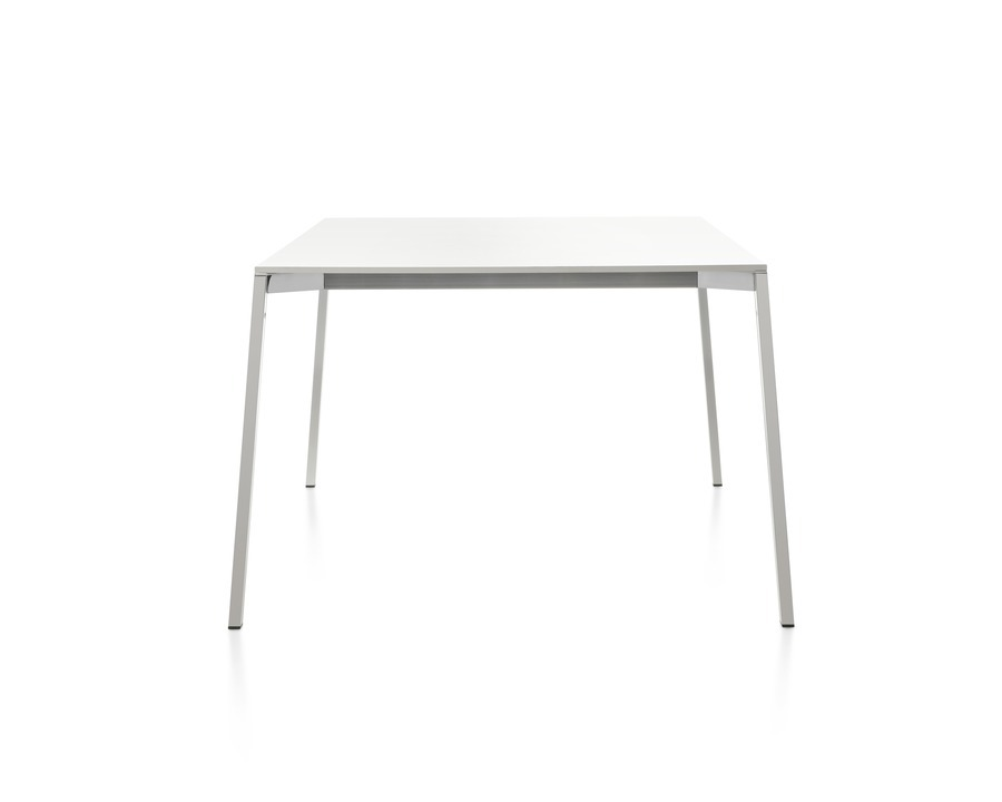 White Magis Table_One outdoor table